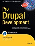 Pro Drupal Development, Second Edition (Beginning From Novice to Professional)