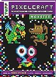 Pixelcraft - Monster: Erschaffe deine Pixelwelt