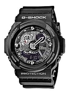 Casio Herren-Armbanduhr XL G-Shock Analog - Digital Quarz Resin GA-300-1AER