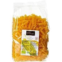 Bionaturae Pâtes sans Gluten Fusilli Riz/Maïs 500 g - Lot de 6