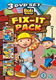 Bob the Builder: Fix It Pack (Here to Help / Seaside Adventures / Can We Fix It) [DVD]