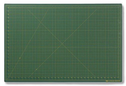 Darice 24-inch-by-36-inch grün Schneidematte, Güteklasse A (Tabelle Quilten)