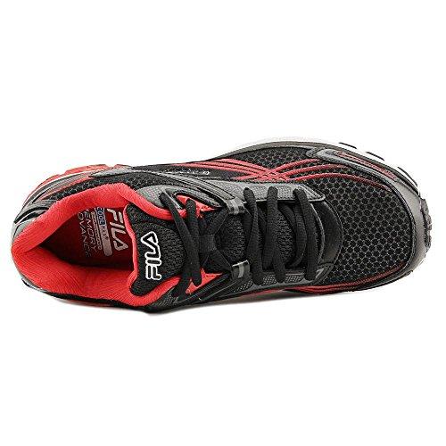 Fila Nitro Fuel 2 Energized Synthetik Laufschuh Black/Red/White