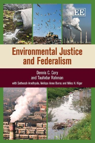 Environmental Justice and Federalism by Dennis C. Cory (2013-02-28)