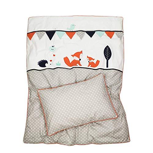 ★ FUCHS & Co.: Kinderbettwäsche, Decke Sterne ★