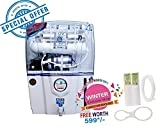 Deal AquagrandAudy 15 Ltr Ro Uv Uf With TDS Mineral Cartridge Advance Tech Water Purifier