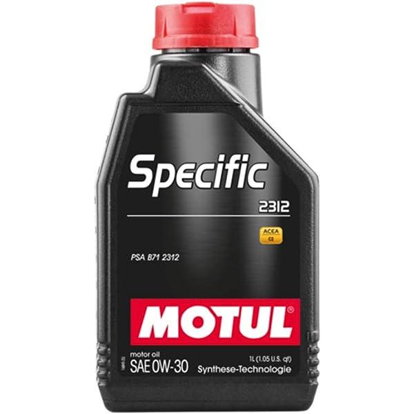Motul 106413 Specific 2312 0w30 Auto