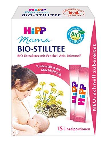 Hipp Mama Stilltee im Stickpack, 6er Pack (15 x 5,4 g)