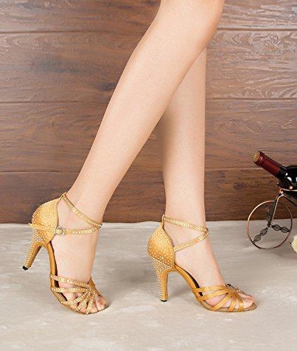 Miyoopark , Salle de bal femme Brown-8.5cm heel