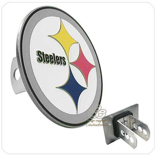 Pittsburgh Steelers Anhängevorrichtung Logo Cover Frost Pilsner