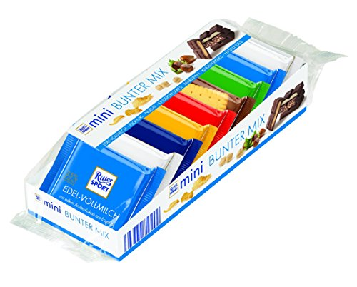 Ritter Sport Mini Bunter Mix, 150 g