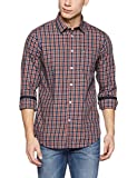 #9: Arrow Sports Men's Checkered Slim Fit Casual Shirt