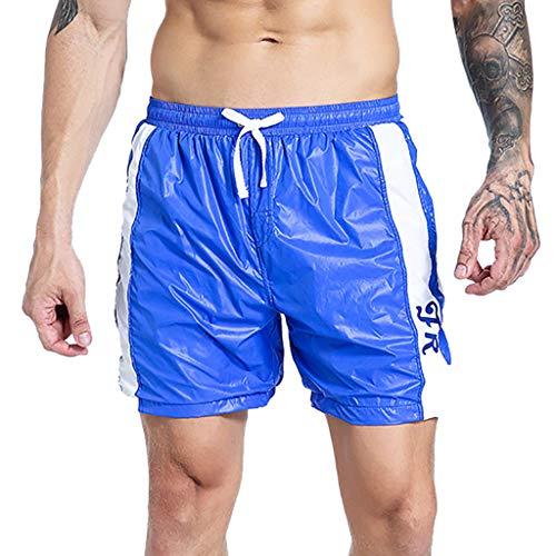 Eaylis-herren-shorts Sommer Schnelltrocknende Fitness-Laufshorts FüR Den Sommer In Leuchtender Farbe