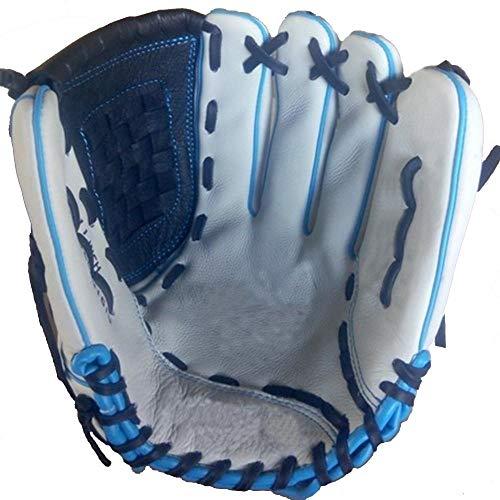 CXXX HT Baseball-Handschuh Outfielder Handschuhe Sport im Freien Üben Ausbildung Liga Softball Baseball Eltern-Kind-Aktivitäten (Softball Handschuh Innere)