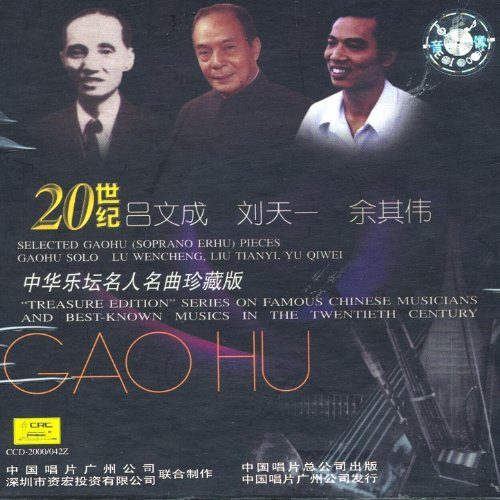 Treasure Edition: Gaohu Solo by Lv Wencheng Liu Tianyi Yu Qiwei