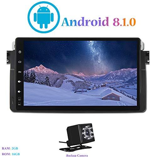 Android 8.1.0 Autoradio, Hi-azul In-Dash 9