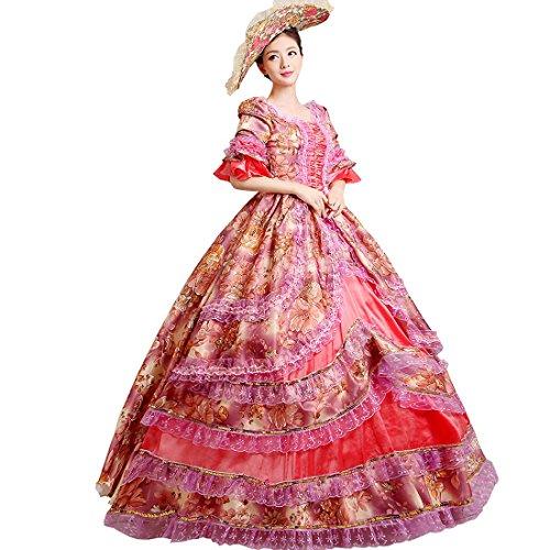Partiss - Robe - Femme X-Large Watermelon