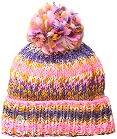 Spyder Girls Bitsy Twisty Hat, Iris/Multi Color, One Size