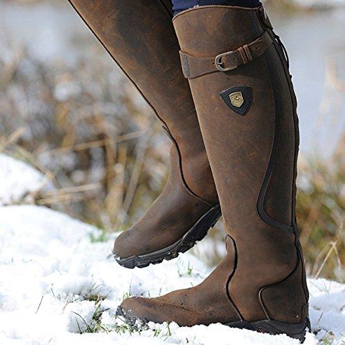 MOUNTAIN HORSE Unisex Winter Reitstiefel SNOWY RIVER braun Regular