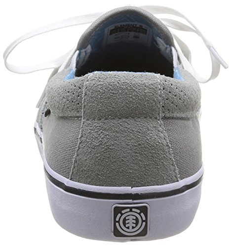 Element - Andersen, Scarpe da Skateboard Uomo Grigio (grigio)