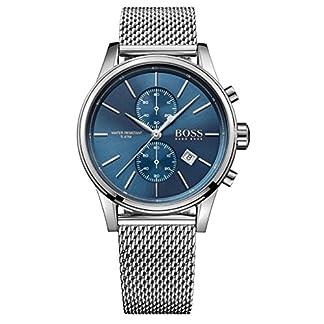 Reloj Hugo BOSS para Hombre 1513441, Gris (Acero)