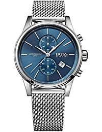 HUGO BOSS Men's Chronograph Quartz Watch with Stainless Steel Bracelet – 1513441