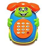 Jouets Best Deals - Fulltime®Musique dessin animé téléphone éducatif du développement bébé jouet