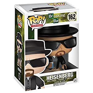 Funko Pop Heisenberg (Breaking Bad 162) Funko Pop Breaking Bad