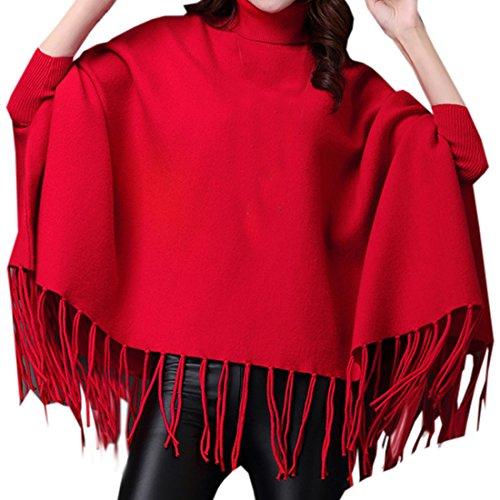 Partiss - Sweat-shirt - Femme red