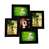 WENS 5-Picture MDF Photo Frame (17 inch ...