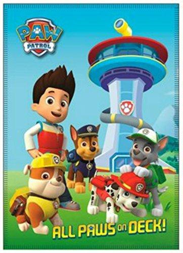 manta-paw-patrol-modelo-torre-coralina-super-soft-poder-calor-alto