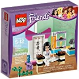 LEGO Friends - 41002 - Jeu de Construction - Emma et son Cours de Karaté