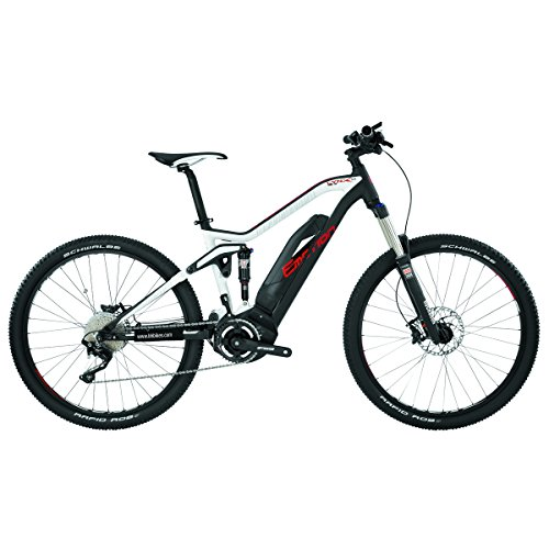 BH REBEL LYNX 5 5 27 5 NEGRO ROJO BLANCO MD