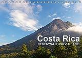 Costa Rica - Regenwald und Vulkane (Tischkalender 2018 DIN A5 quer): Faszinierende Bilder aus dem Tropenparadies (Monatskalender, 14 Seiten ) ... [Apr 01, 2017] Akrema-Photography, k.A.