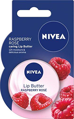 Nivea Lip Butter balsam do ust Raspberry Rose 16.7 g -