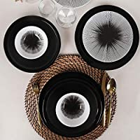 Keramika Bing Bang Yemek Takımı 48 Parça 12 Kişilik