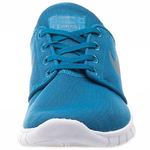 Nike Air Stefan Janoski Max Sneaker Aktuelles Modell 2016 Verde (Verde (Green Abyss/Hasta-White-Hasta))