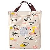 Sac Isotherme Lunch Bag Partable Cabas Thermique Pour DéJeuner Sacs De Pique-Nique...