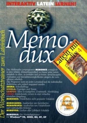 Preisvergleich Produktbild MemoDux. Felix 4. CD-ROM für Windows 98 / 2000 / ME / NT / XP / PowerMac: Multimedialer Wortschatztrainer