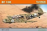 Unbekannt Eduard Plastic Kits 8078 - Modellbausatz Bf 108 Profipack