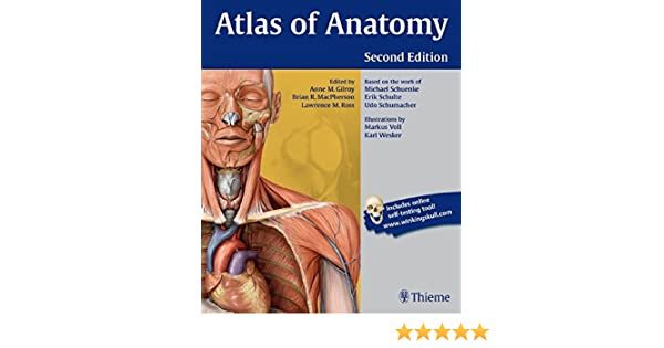 Buy Atlas of Anatomy Book Online at Low Prices in India | Atlas of ...