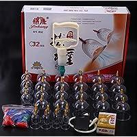 BG-YUFI YF Schröpfglas, Vakuum-Schröpfen Schröpfen 32 Haushalt Luftansaugung Typ Nicht-Glas - preisvergleich bei billige-tabletten.eu