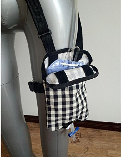 XYLUCKY Inkontinenz-Kit mit Katheter Urinary Package / Blase Kontrollgeräte für Patienten und ältere Menschen , c - Patient Taschen
