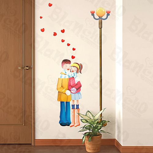 Teenager Love - Medium Wall Decals Stickers Appliques Home Decor