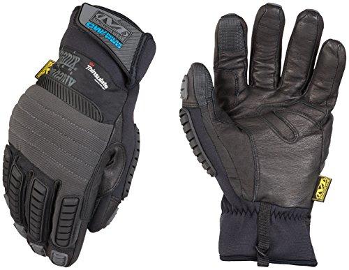 Mechanix Cold Weather Polar Pro Handschuhe Schwarz, Schwarz, M
