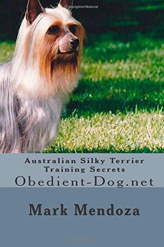 Australian Silky Terrier Training Secrets: Obedient-Dog.net