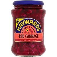 400 g de col roja haywards