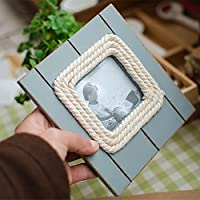 Kaige marco dela foto Retro de marco de foto hacer vieja foto marco accesorios foto marco