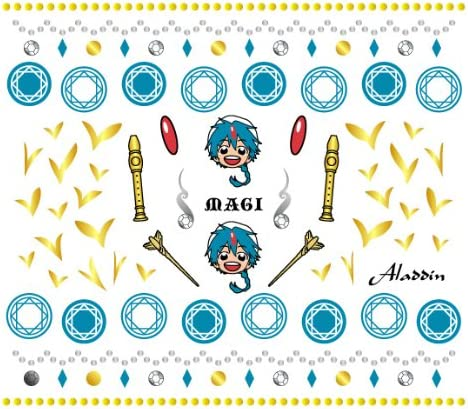 Magi Swarovski nail seal Aladdin (japan import)       D'arrivée Nouvelle Arrivée  fede6c