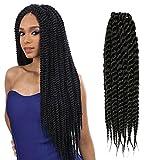 NEWFB Synthetic Hair Crochet Braids 14